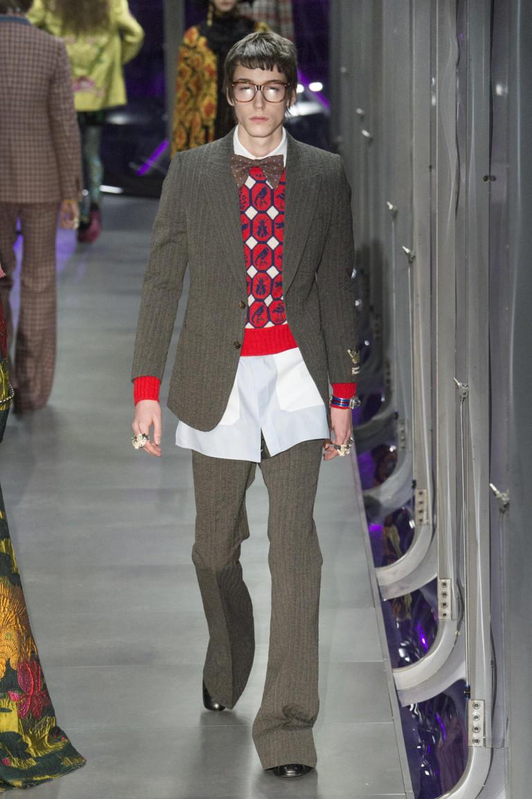 """""""Gucci""""dən yeni kolleksiya - FOTO"""