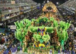 Rio karnavalında 20 nəfər xəsarət aldı