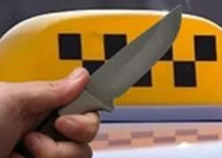 Bakıda sərnişin taksi sürücüsünü bıçaqladı