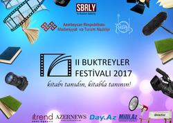 İkinci Buktreyler Festivalın qaliblərinin mükafatlandırma mərasiminə online qeydiyyat başladı!