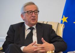 """Jan-Klod Avropa Parlamentinin prezidentini """"boşboğaz"""" adlandırdı"""
