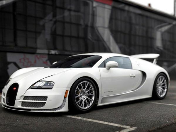Bugatti Veyron haqqında maraqlı faktlar - FOTO