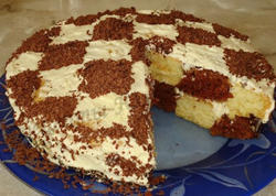 """""""Şahmatlı tort"""" belə hazırlanır - VİDEO"""