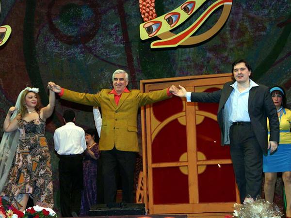 Image result for ilham minatür teatrı