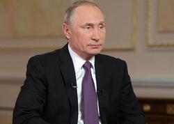 """Putin: """"Tramp seçkiöncəsi vədlərini yerinə yetirə bilmir"""""""