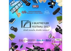 İkinci Buktreyler Festivalının Münsiflər Heyətinin tərkibi açıqlandı