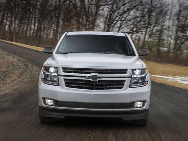Xüsusi versiyalı Chevrolet Tahoe - FOTO