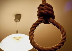 60 yaşlı kişi oğlunun əməlindən utanıb intihar etdi… - FOTO