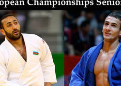 İki cüdoçumuz Avropa çempionatında medal qazandı