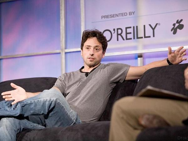 Sergey Brinin gizli və sirli layihəsi