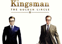 """Kingsman: The Golden Circle"" filminin ilk traileri - VİDEO"