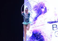 Bədii gimnastika üzrə Dünya Kuboku yarışlarında ən yaxşı məqamlar - FOTO