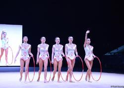 Azərbaycan gimnastları halqalarla hərəkətlərdə finala çıxıb - FOTO