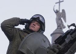 Rusiya parada hazırlaşır - FOTO