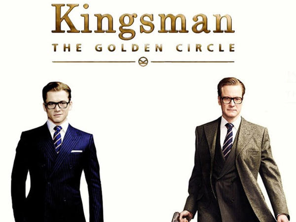 """Kingsman: The Golden Circle"" filminin ilk traileri - VİDEO"