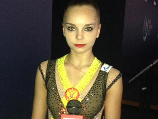 Rusiyalı gimnast Bakıda Dünya Kubokunun finalında yaxşı çıxış edəcəyinə ümid edir