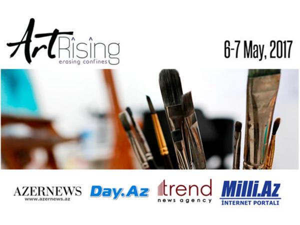 """""""ART Rising"""" layihəsinin təqdimatı ilə bağlı sərgi keçiriləcək"""