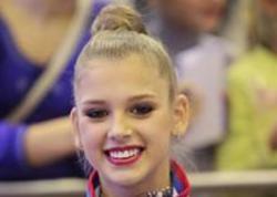 """Rusiyalı gimnast: """"Milli Gimnastika Arenasında gözəl mühit var"""""""