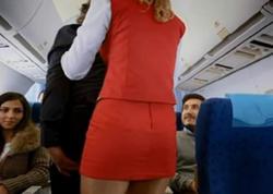 Havada baş verənlər: Stüardessanın şok etirafları – FOTO
