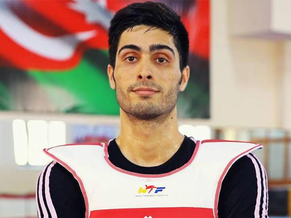 Azərbaycan taekvondoçusu Afinada qızıl medal qazandı