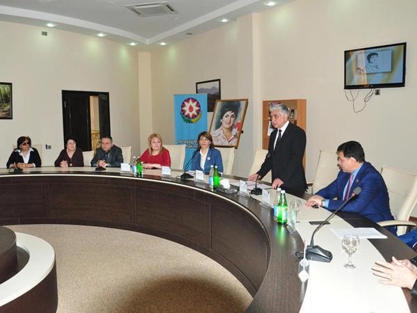 Qaradağda akademik Zərifə Əliyevanın 94 illik yubileyinə həsr olunmuş tədbir keçirilib - FOTO