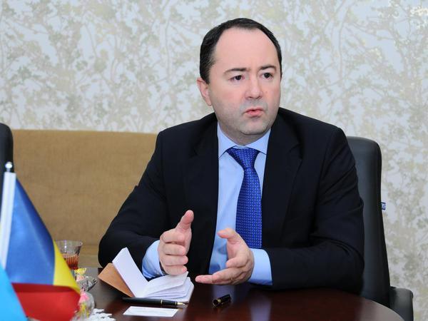"""Səfir: """"Rumın gimnastlar Milli Gimnastika Arenasında yaradılmış şəraitdən çox razıdırlar"""""""