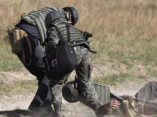 Ukrayna bir gündə 1 hərbçisini itirib, 6-sı yaralanıb