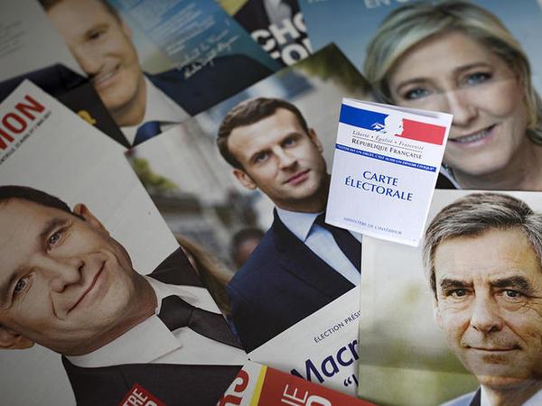 """Məntəqələr açıldı - <span class=""""color_red"""">Fransada yeni prezident seçilir</span>"""