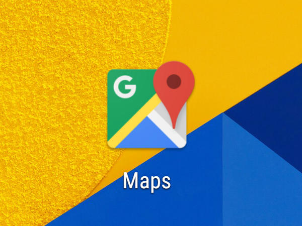 Google Maps yeniləndi