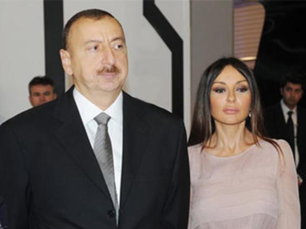 Prezident İlham Əliyev və birinci xanım Mehriban Əliyeva Lənkəran rayonuna səfər ediblər - YENİLƏNİB