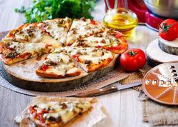 Günün resepti: qiyməli pizza - FOTO