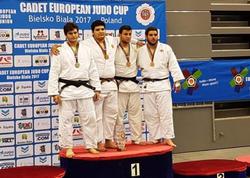 Yığmamız Polşadan 4 medalla qayıdır