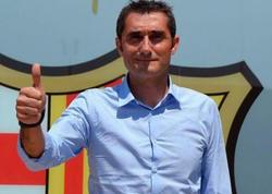 """""""Barselona""""nın yeni məşqçisi təqdim olundu"""