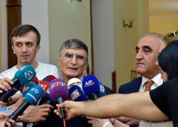 """""""Azərbaycandakı bacarıqlı tələbələr yanıma gələ bilərlər"""" - Nobel mükafatçısı"""