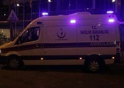 Antalyada partlayış olub: yaralılar var