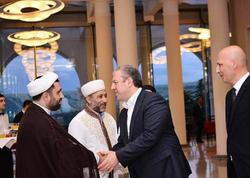 Gürcüstanın baş naziri iftar süfrəsi təşkil edib - FOTO