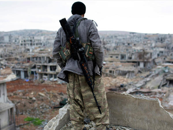 Suriyada döyüşən daha bir azərbaycanlı məhkəmə qarşısına çıxarılır