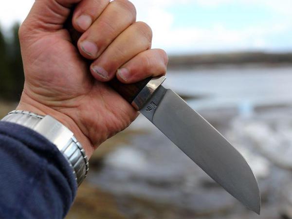Gəncədə yerli sakin bıçaqlanıb