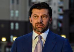 Gürcüstanda nazir istefa verdi