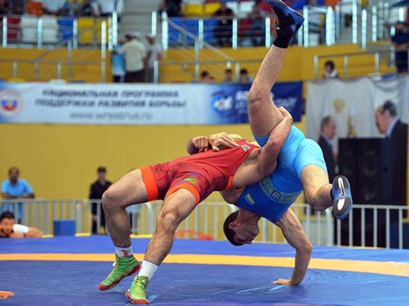 Güləşçilərimizdən beynəlxalq turnirdə səkkiz medal