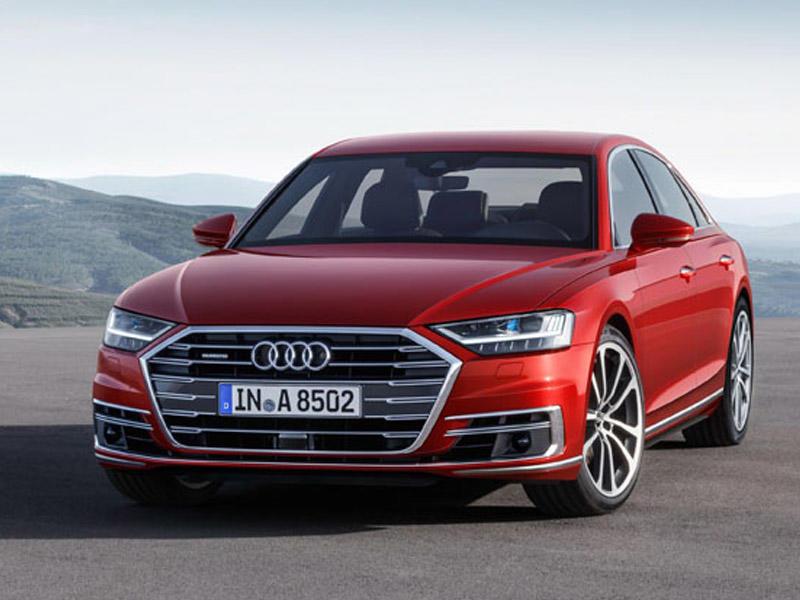 Yeni Audi A8 rəsmən təqdim edilib - FOTO