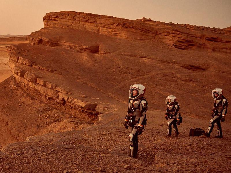 NASA: Çox güman ki, Marsda həyat var