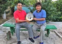 """""""Şirin"""" və """"Qılman"""" yeni filmə çəkilir - FOTO"""