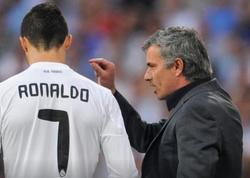 """Mourinyo: """"Ronaldunun """"Real""""dan getməsi üçün..."""""""