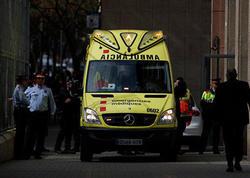 Madriddə əyləncə parkında 33 nəfər yaralanıb - YENİLƏNİB