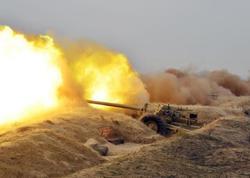 Ermənilər Qazax rayonunun kəndini artilleriya qurğularından atəşə tutdu