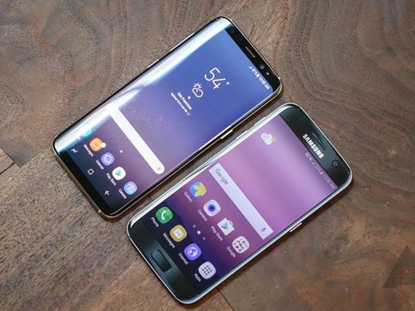 """""""Galaxy S8"""" """"Galaxy S7""""-dən yaxşı satılır"""