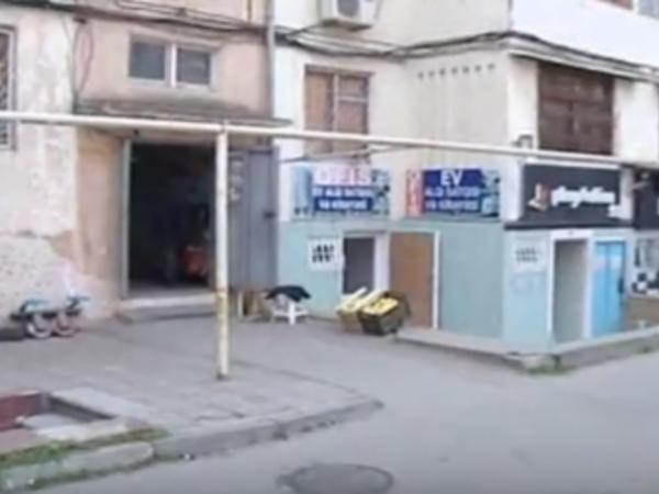 """""""Zəlzələ olsa, bu binada azı 200 adam öləcək"""" - FOTO"""