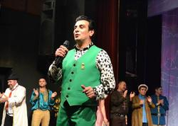 """Azərbaycan Dövlət Gənc Tamaşaçılar Teatrının aktyoru """"Belarusfilm""""ə dəvət alıb"""