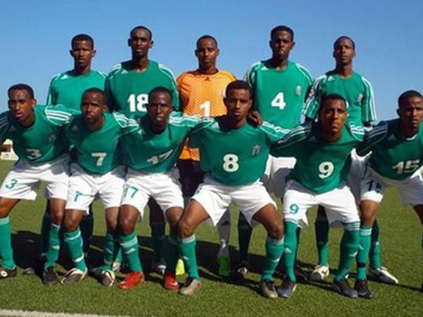 Futbol üzrə Cibuti yığması dağıdılır